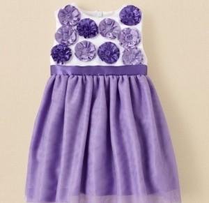 Нарядное платье Childrensplace замеры