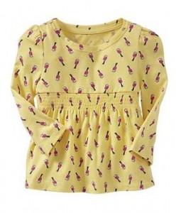 Блуза oldnavy 3t