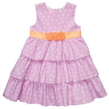 Платье Carters реальные размеры