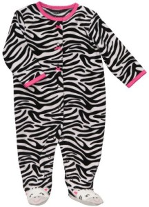 Сдельная пижама на девочку Картерс