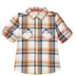 Замеры одежды Mothercare 4-5 years