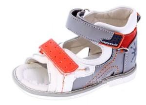 Ортопедическая обувь для детей Шалунишка