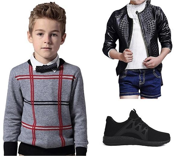 Детская мода 2018 тренды