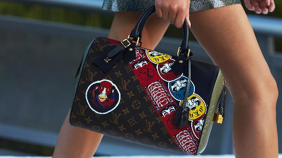 louis vuitton лето 2018