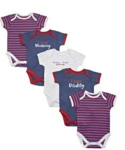 Одежда для новорожденных - бодики