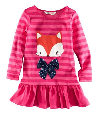 Детское платье hm