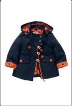 Курточка Next 2-3 года замеры