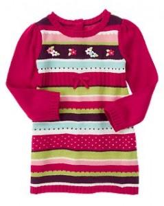 Вязаное платье Crazy8