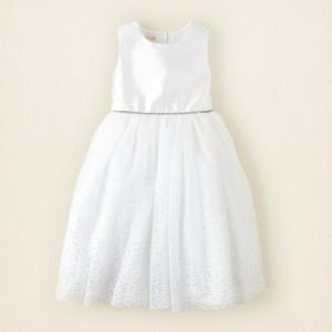 Праздничное платье для девочки Childrens place