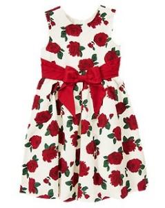 Летнее платье crazy8 для девочки фото