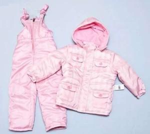 Комбинезон Pink platinum розовый