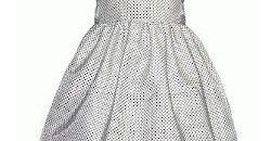 Замеры нарядных платьев для девочек Marmellata
