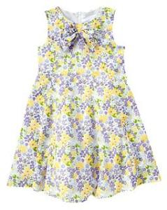 Платье в цветочек crazy8 фото