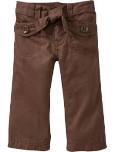 Летние штаны на девочку Old navy