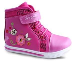 Ботинки для девочек Томм