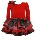 Замеры детской одежды Bonnie Jean