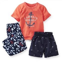 Картерс пижама на мальчика