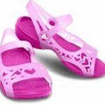 Crocs: замеры обуви