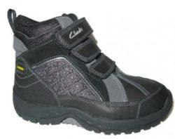clarks gore tex зимние ботинки на мальчика замеры