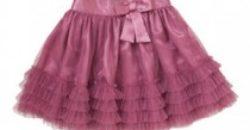 Замеры детской одежды F&F