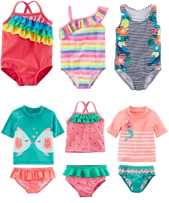 Где купить детский купальник для девочки