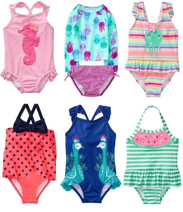 Где можно купить детский купальник