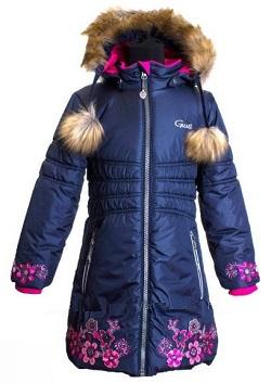 gusti зимнее пальто