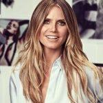 Heidi Klum: размерная сетка