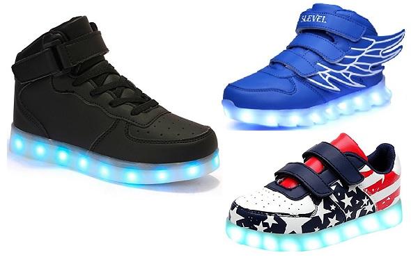 Какая обувь для мальчика в моде 2018