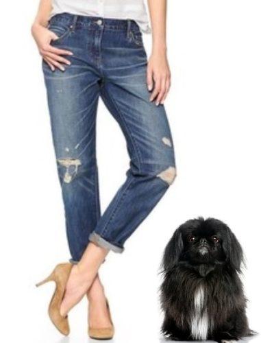Какие джинсы вышли из моды в 2018