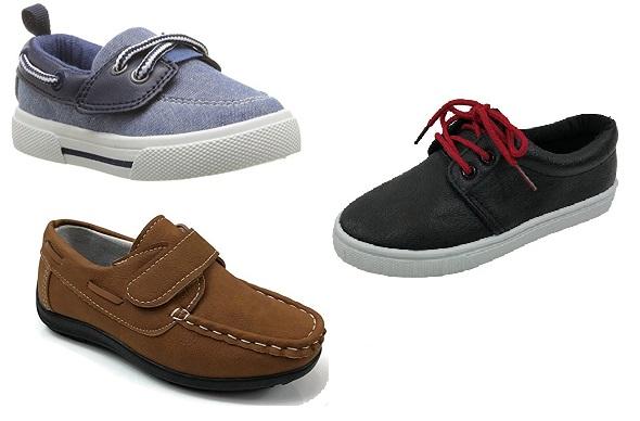 Модная детская обувь для мальчиков