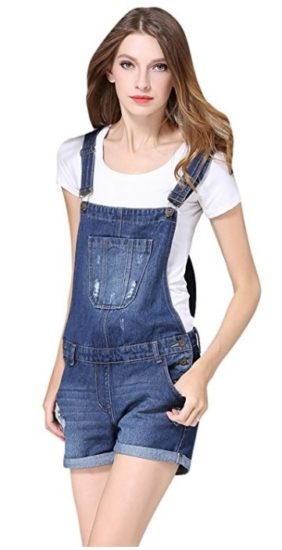 Модные джинсовые шорты 2018 женские
