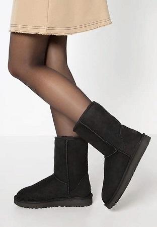 Угги размерная сетка обуви