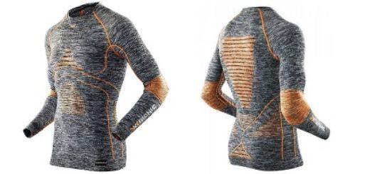 x-bionic размерная сетка одежды