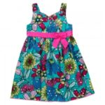 Замеры летних платьев Youngland размером 3t